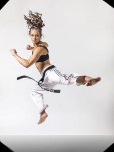 All Taekwondo Kicks - Korean names - Law Of The Fist