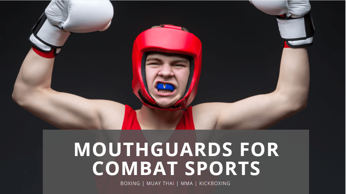 Double Side Boxing Mouth Guard Teeth Protector MMA Sport Tooth Gum Shield Gear